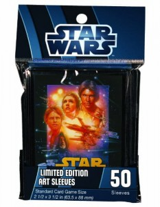 FFG Star Wars Art Sleeves - A New Hope (50szt)