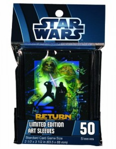 FFG Star Wars Art Sleeves - Return of the Jedi (50szt)