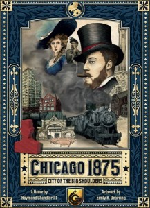 Chicago 1875: City of the Big Shoulders (Masterprint edition 26)