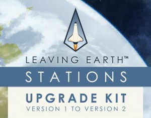 Leaving Earth: Stations v2 Upgrade Kit