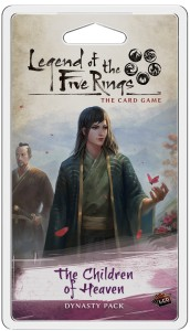 Legend of the Five Rings: The Card Game – The Children of Heaven (Inheritance Cycle)