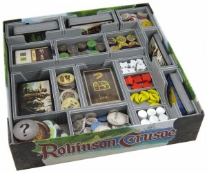 Folded Space - Insert Compatible with Robinson Crusoe