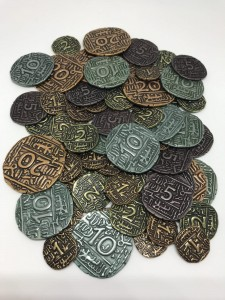 Agra: Metal Coins