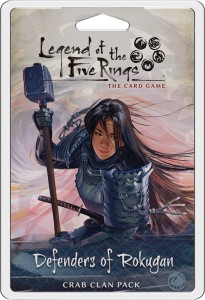 Legend of the Five Rings: The Card Game – Defenders of Rokugan (Crab Clan Pack)