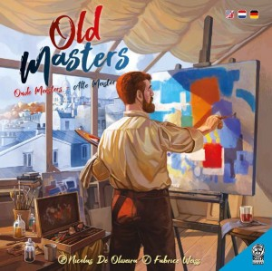 Old Masters (Colors of Paris)