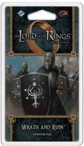 The Lord of the Rings: The Card Game – Vengeance of Mordor Cycle - Wrath and Ruin