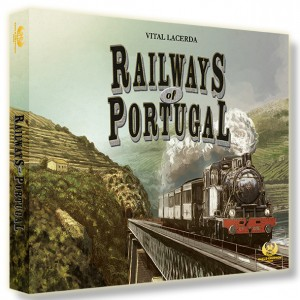 Railways of Portugal (Kickstarter edition)