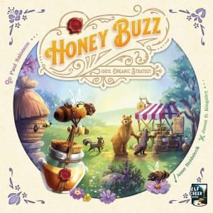 Honey Buzz (Kickstarter Standard Edition)