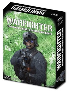 Warfighter Shadow War: The Modern Night Combat Card Game