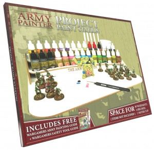 Army Painter - Project Paint Station
