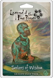 Legend of the Five Rings: The Card Game – Seekers of Wisdom (Dragon Clan Pack)