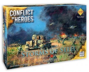 Conflict of Heroes: Storms of Steel! (3rd Edition)