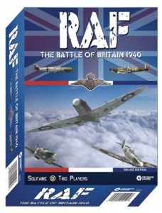 RAF: The Battle of Britain 1940 (Deluxe edition)