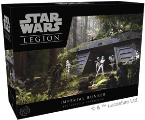 Star Wars: Legion - Imperial Bunker Battlefield Expansion