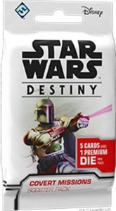 Star Wars: Destiny - Covert Missions booster pack (1szt)
