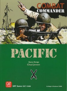 Combat Commander: Pacific (2nd printing)