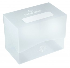 Gamegenic: Side Holder 80+ - Clear