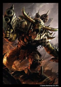 FFG Art Sleeves - Orks