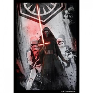 Koszulki FFG Star Wars Sleeves: First Order (50szt)