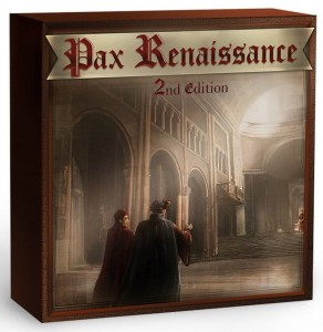 Pax Renaissance (2nd edition)