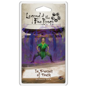 Legend of the Five Rings: The Card Game – Dominion Cycle - In Pursuit of Truth