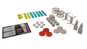 High Frontier 4 All - 6th player component kit