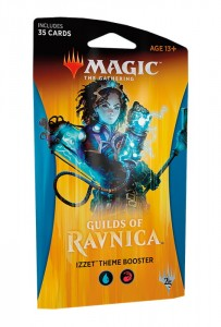 Magic: The Gathering - Guilds of Ravnica - Theme Booster (Izzet)