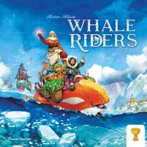 Whale Riders + Card Game (Kickstarter edition)