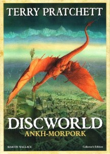 Discworld: Ankh Morpork (Collector's Edition)