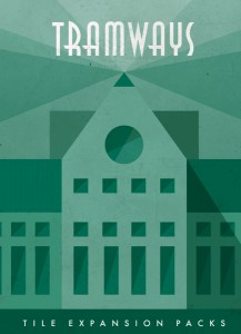 Tramways: Tile Expansion Packs