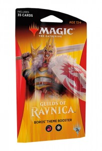 Magic: The Gathering - Guilds of Ravnica - Theme Booster (Boros)