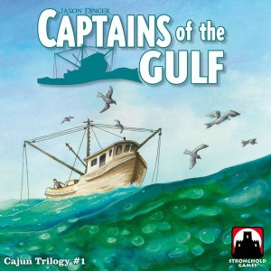 Captains of the Gulf (second edition)