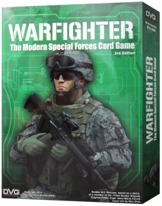 Warfighter: The Modern Special Forces Card Game (3rd edition)