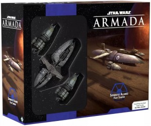 Star Wars: Armada - Separatist Alliance Fleet Starter Set