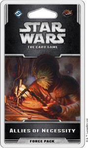 Star Wars: The Card Game - Alliances Cycle -  Allies of Necessity
