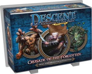 Descent 2nd Edition: Crusade of the Forgotten