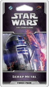 Star Wars: The Card Game - Opposition Cycle -  Scrap Metal