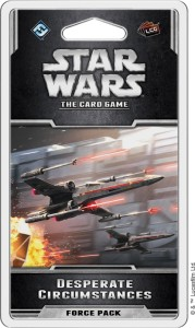 Star Wars: The Card Game - Alliances Cycle -  Desperate Circumstances