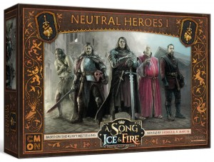 A Song of Ice & Fire: Bohaterowie Neutralni