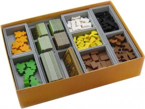 Folded Space - Insert Compatible with Agricola Family Edition