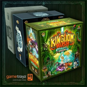 Kingdom Rush: Elemental Uprising (Deluxe Edition Pledge)