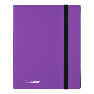 Ultra-Pro Album na karty PRO-Binder Eclipse 360 kart (Royal Purple) (#15152)