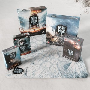 Frostpunk: The Board Game (Kickstarter Gamer All-in Pledge) (edycja polska)