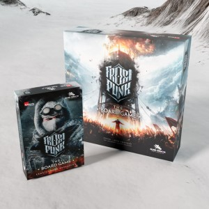 Frostpunk: The Board Game (Kickstarter Core Pledge) (edycja polska)