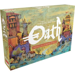 Oath: Chronicles of Empire and Exile (edycja Kickstarter)