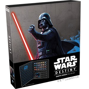 Star Wars Destiny - Darth Vader Dice Binder