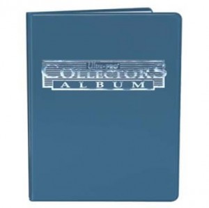 Ultra-Pro Album na karty 4-Pocket Collectors Portfolio (niebieski)
