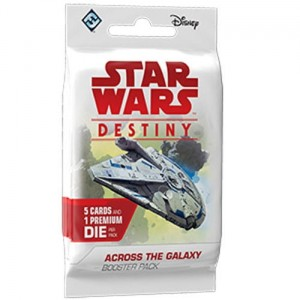 Star Wars: Destiny - Across the Galaxy booster pack (1szt)