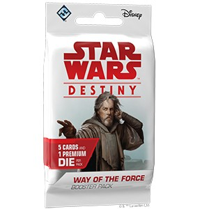 Star Wars: Destiny - Way of the force booster pack (1szt)