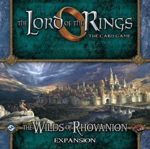 The Lord of the Rings: The Card Game - Wilds of Rhovanion Deluxe expansion